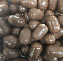 Milk Chocolate Coated Liquorice 100g